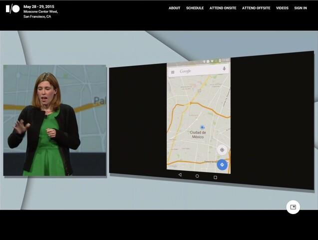 Offline-Unterstützung in Google Maps