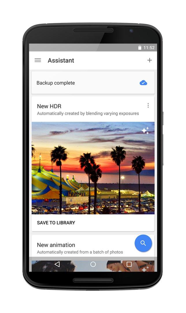 Google Fotos – Assistent