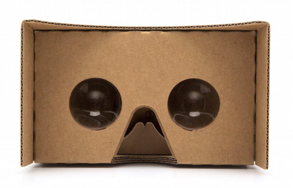 Das neue Cardboard ist größer