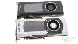 GeForce GTX 980 Ti und GTX Titan X