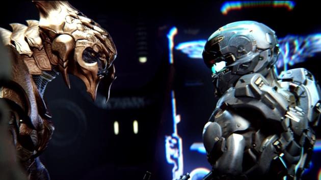 Master Chief Collection: Einzelspieler-Missionen von Halo 3: ODST als DLC
