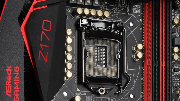 ASRock: Mainboards mit Z170-Chipsatz und bis zu drei Mal M.2