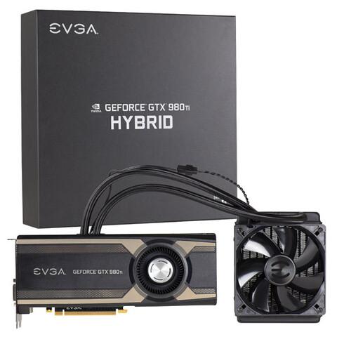EVGA GeForce GTX 980 Ti Hybrid