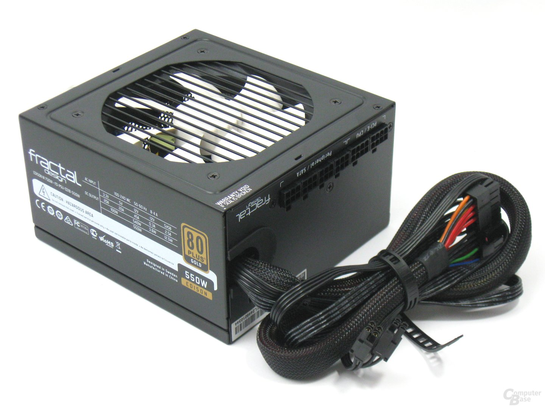 Fractal Design Edison M 550 Watt