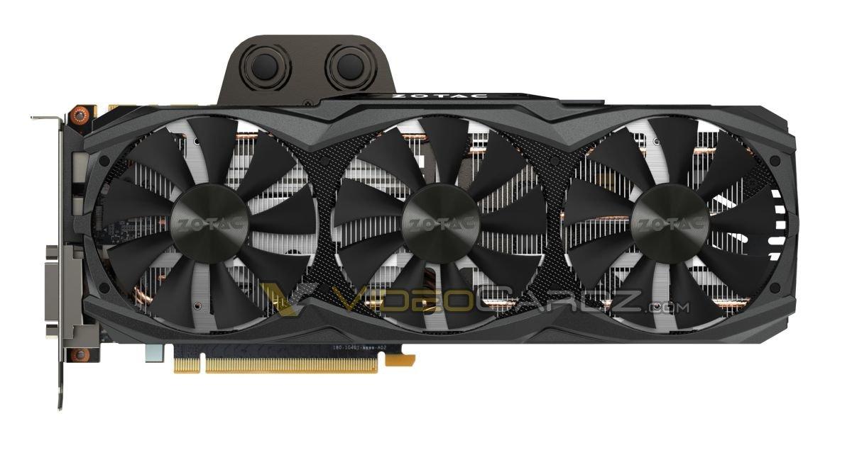 Zotac GeForce GTX 980 Ti ArcticStorm – dreifach Lüfter bei GPU-Taktraten von bis zu 1.140 MHz