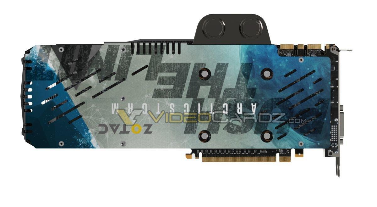 Zotac GeForce GTX 980 Ti ArcticStorm – ZT-90502-10P-4