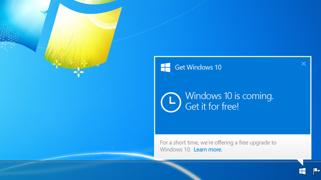 Microsoft: Windows 10 erscheint am 29. Juli 2015 als Upgrade