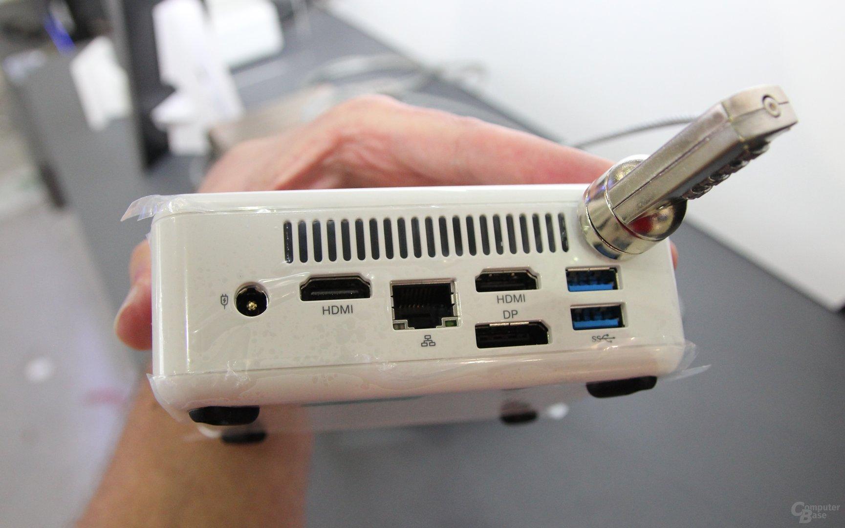 ASRocks Beebox mit USB Typ C zur Computex 2015