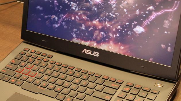 Asus: Neue Monitore und ein Notebook mit G-Sync ohne Modul