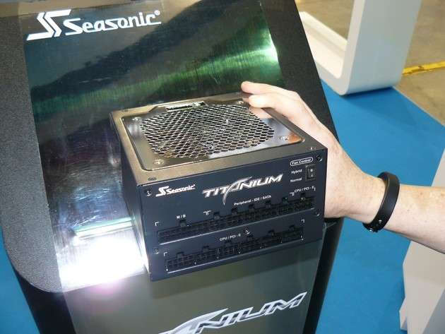 Seasonic 80Plus Titanium