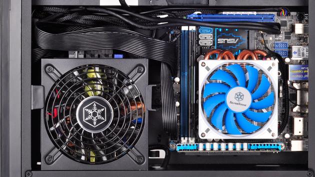 Silverstone: Gehäuse in E-ATX bis Mini-ITX auf der Computex 2015