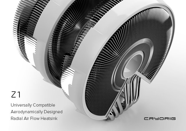 Cryorig Z1 Universal