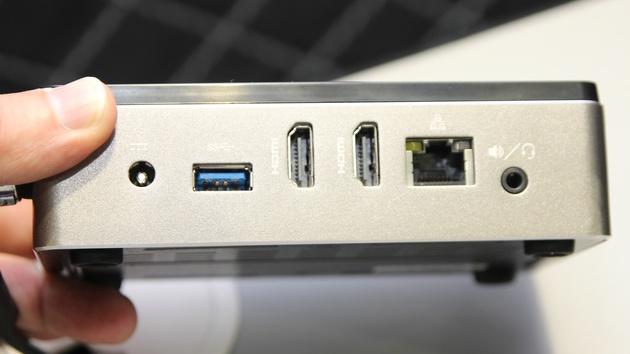 Mini-PC: Elitegroup Liva mit Skylake, Braswell und Core M