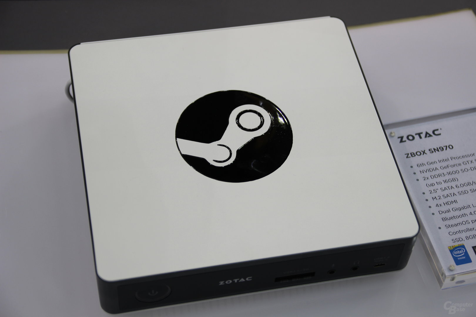 Zotacs Steambox
