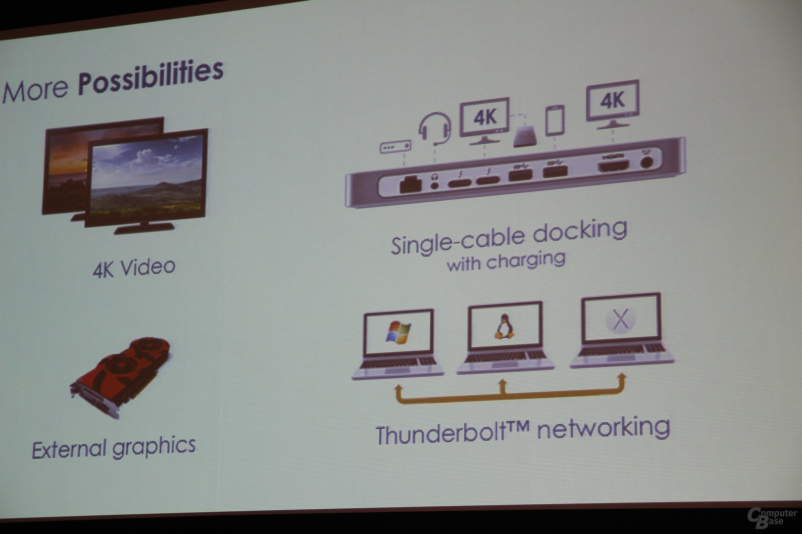 Intel Thunderbolt 3 – Briefing zur Computex 2015