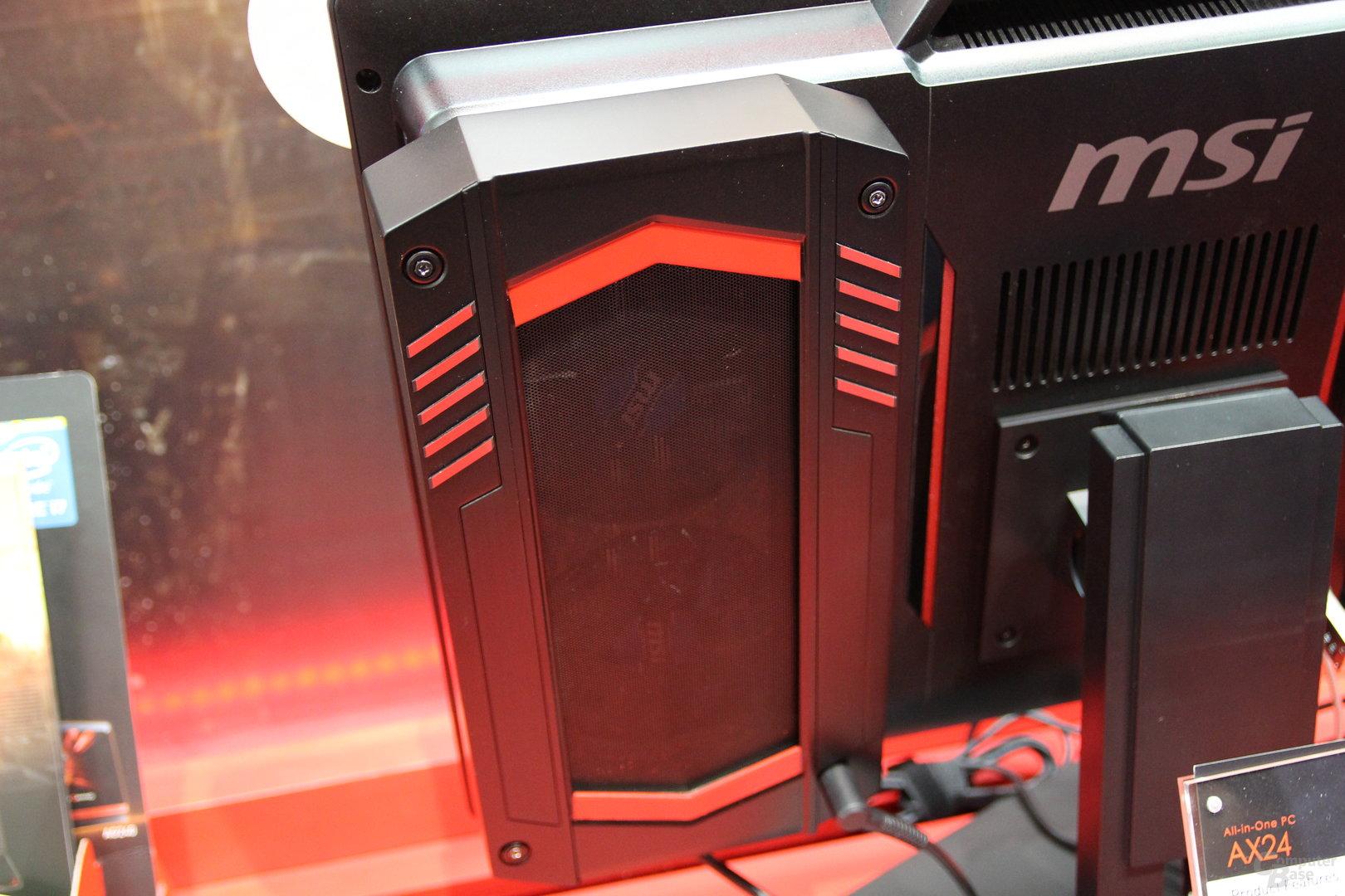 MSI AX24 AiO-PC
