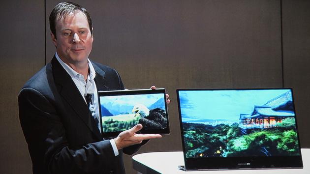 Intel Skylake: Referenztablet mit 7,8mm Dicke und 4K‑Display