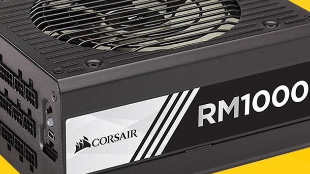 Netzteil: Corsair RM mit 650 bis 1.000 Watt erhält digitale Schnittstelle