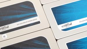 Momentum Cache: Auch Crucial setzt bei SSDs auf DRAM-Caching