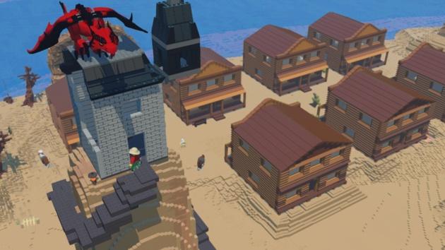 Lego Worlds: Minecraft erhält Bauklotz-Konkurrenz vom analogen Urvater