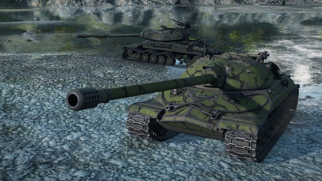 World of Tanks: Spielmodus Domination für einen Monat verfügbar
