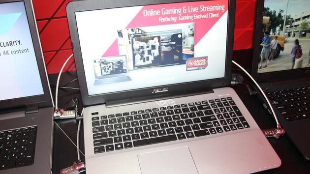 AMD Carrizo: Erste Notebooks und AiO mit neuer APU fotografiert