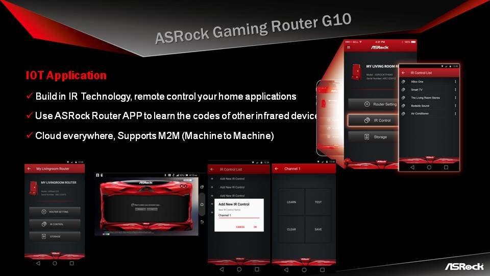 ASRock Computex 2015 Press Conference – G10