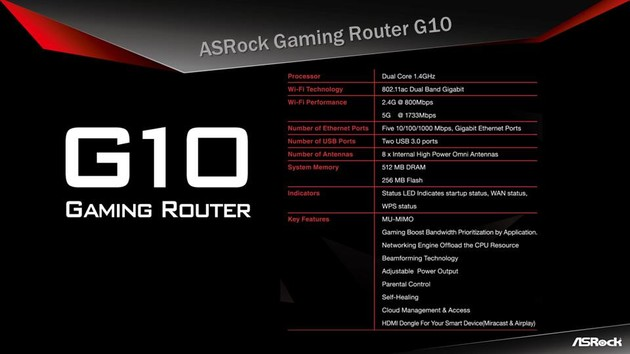 ASRock Computex 2015 Press Conference – G10