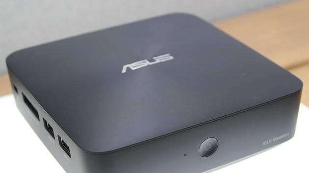 Mini-PC: Asus VivoMini mit Braswell und Skylake mit Iris Pro