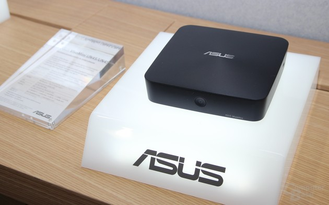 Asus VivoMini mit Braswell-SoC