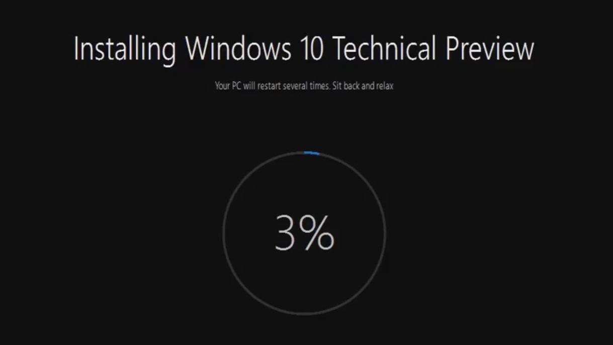 Windows 10: Neuinstallation nach Upgrade auch mit ISO-Abbild