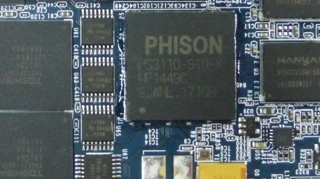 SSD-Controller: Phison zeigt NVMe-SSD mit 2,7GB/s und 340.000IOPS