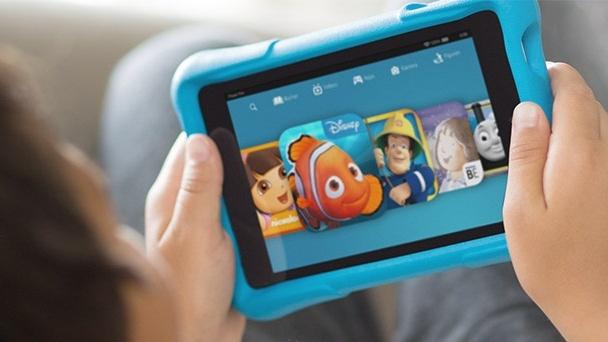 Amazon: Mach-mich-kaputt-Tablet für Kinder mit Content-Flatrate