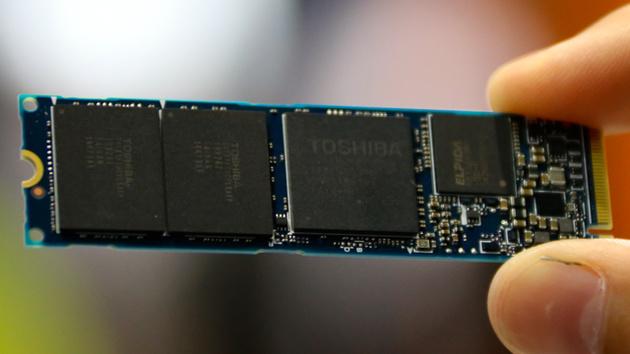 RevoDrive 400: OCZs erste NVMe-SSD für Verbraucher ist ein M.2-Modul