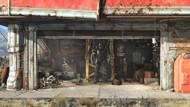 Fallout 4: Postapokalyptisches Rollenspiel offiziell angekündigt