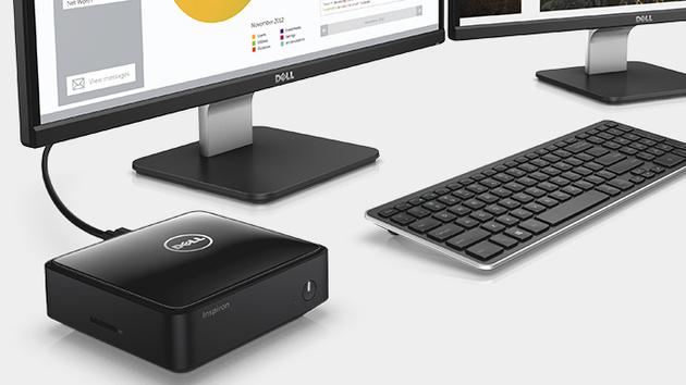 Dell: Mini-PC Inspiron Micro in Deutschland verfügbar