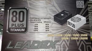 Super Flower: Leadex-Serie nun komplett ab 550 Watt mit 80Plus Titanium