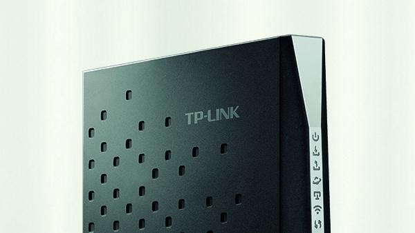 TP-Link Archer CR700v: WLAN-ac-Router mit Kabelmodem kann VoIP-Telefonie