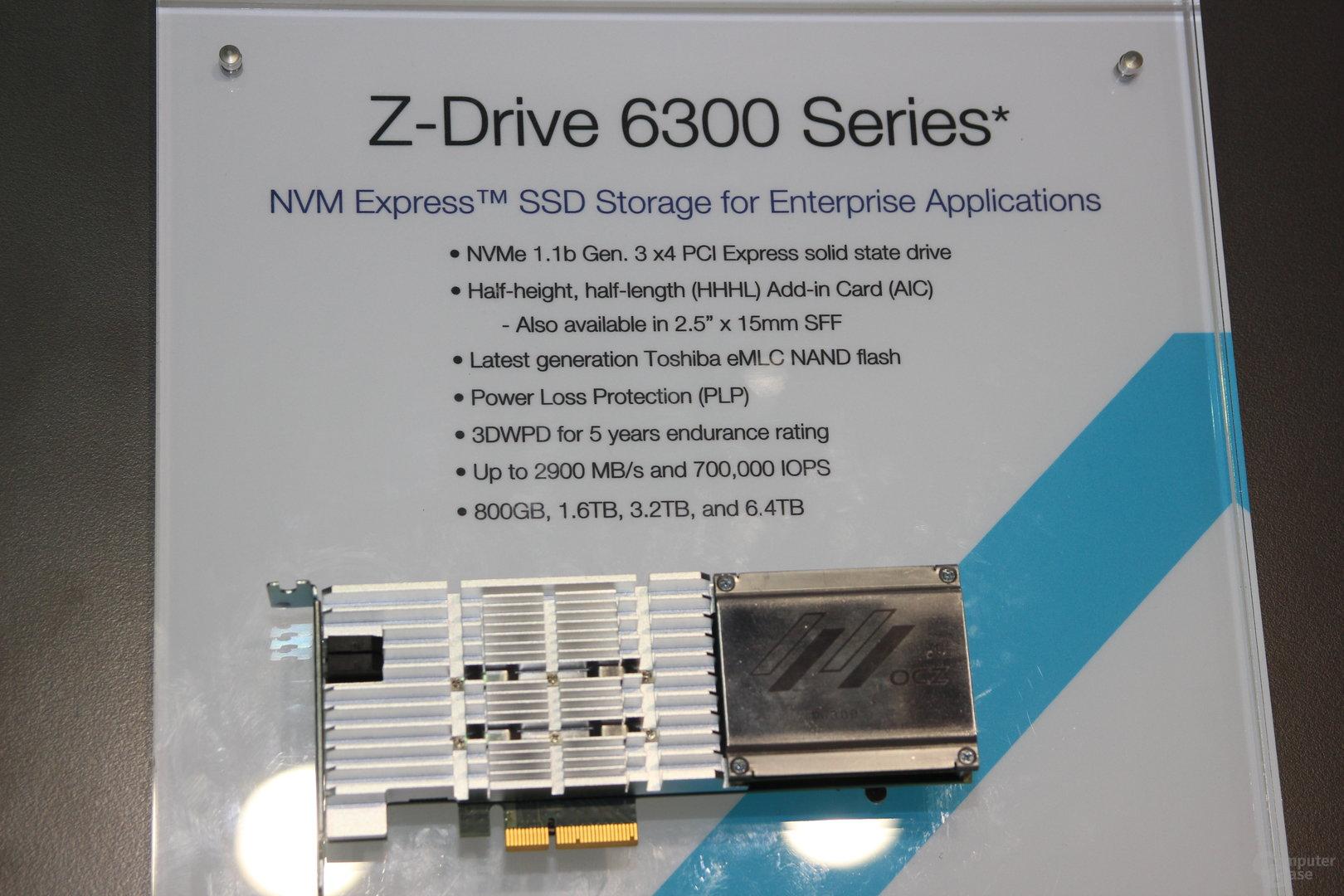 OCZ Z-Drive 6300