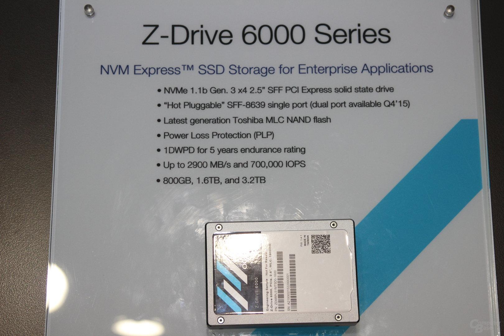 OCZ Z-Drive 6000