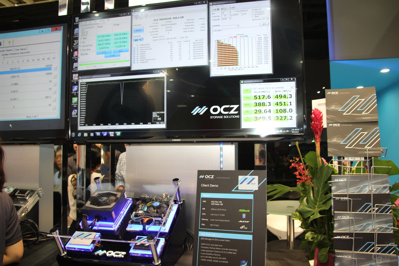 OCZ-SSDs zur Computex 2015