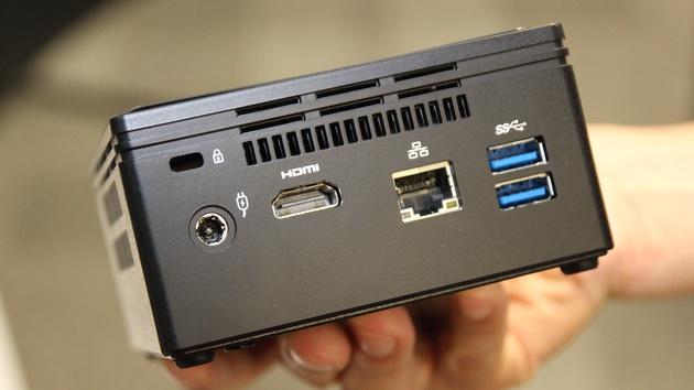 Mini-PC: Auch Gigabyte fortan mit günstiger Braswell-Lösung