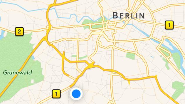 Apple Maps: Kartendienst soll es in Zukunft auch im Browser geben