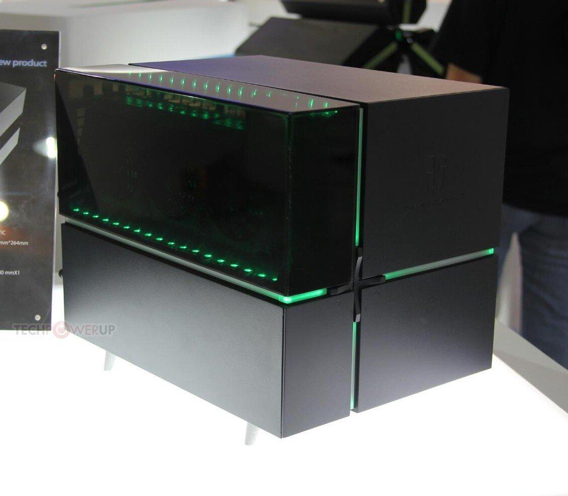 Deepcool GamerStorm Cube Case