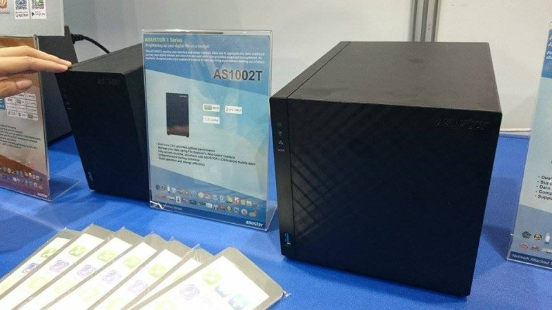 Asustor AS1002T und AS1004T als Neuerscheinungen mit Marvell-SoC