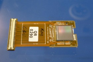 Mikrodisplay mit LCoS-Chip von Kopin