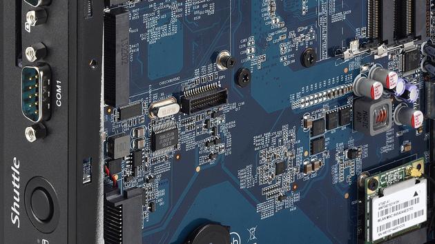 Mini-PC: Shuttle legt lüfterlosen DS mit Intel Broadwell neu auf