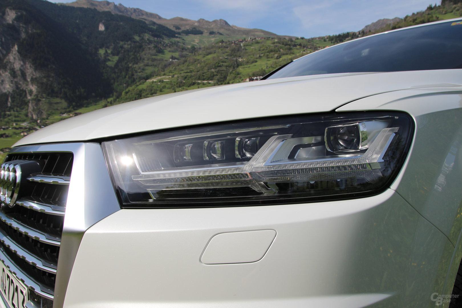Audi Q7 – Exterieur