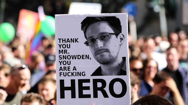 NSA-Enthüllungen: Snowden glaubt an Wandel der Überwachungskultur
