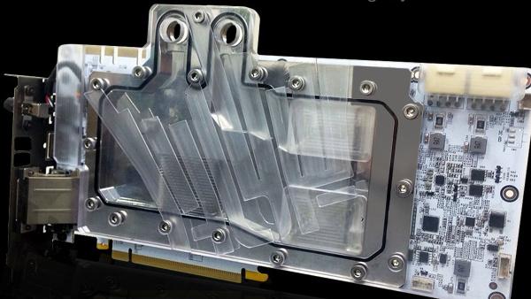 GeForce GTX 980: Wassergekühlte HOF von KFA² ab 848 Euro lieferbar